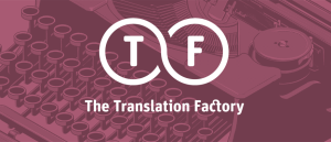 The Translation Factory logotype